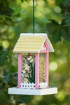 Sweet Bee House Bird Feeder