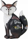 Sweet Fox Statue - Bloom & Grow