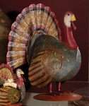 Thanksgiving Turkey Decor Lantern