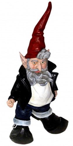 The Fonz Gnome - Click to enlarge