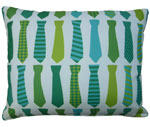 Ties Outdoor Pillow