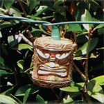 Tiki String Lights - Tribal Style