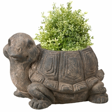 Timeless Turtle Planter - Click to enlarge