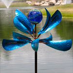 Topaz Counter-Motion Wind Spinner