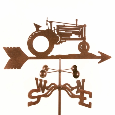 Tractor Weathervane - Click to enlarge