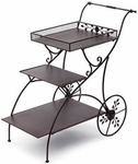 Trolley Plant Stand