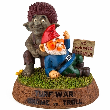 Turf War Gnome - Click to enlarge
