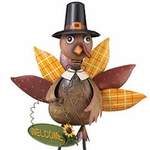 Turkey Man Garden Decor