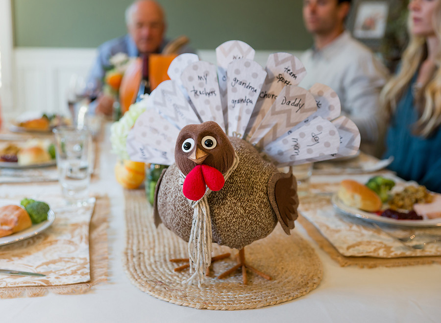 turkey on the table Turkey on the Table | Turkey Table Decoration | Garden Fun turkey on the table