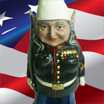 Military Gnome - Female