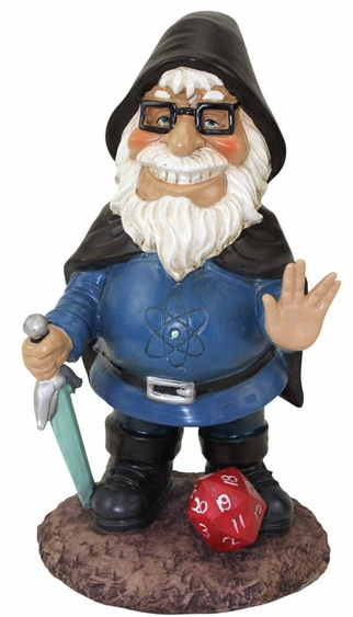 Ultra Geek Gnome - Click to enlarge