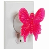 Ultrasonic Pest Repeller - LED Butterfly (Set of 2)