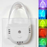 Ultrasonic Pest Repeller - LED Color Changing