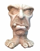 Uncle Carmine Face Planter - Antique Finish