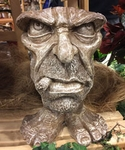 Uncle Carmine Face Planter - Stone Wash Finish