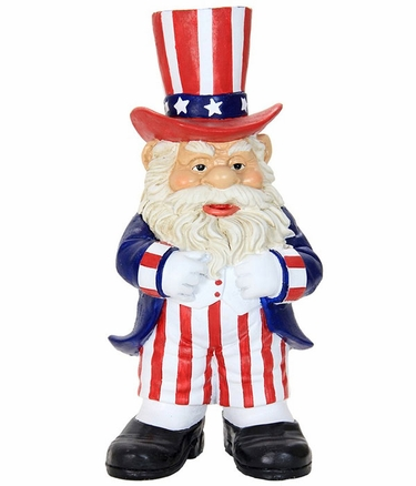Uncle Sam Gnome - Click to enlarge