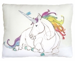 Unicorn Dream Outdoor Pillow
