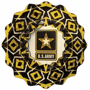 US Army Wind Spinner - Click to enlarge