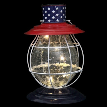 USA Accent Lantern - Click to enlarge