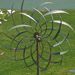 Verde Windswept Wind Spinner