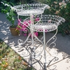 Victorian Plant Stand Baskets (Set of 2)