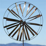 Wagon Wheel Large Spinner