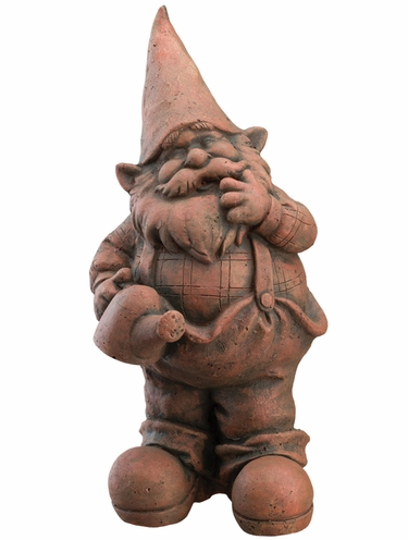 Watering Can Gnome Statue - Magnesium - Click to enlarge