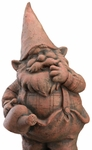 Watering Can Gnome Statue - Magnesium