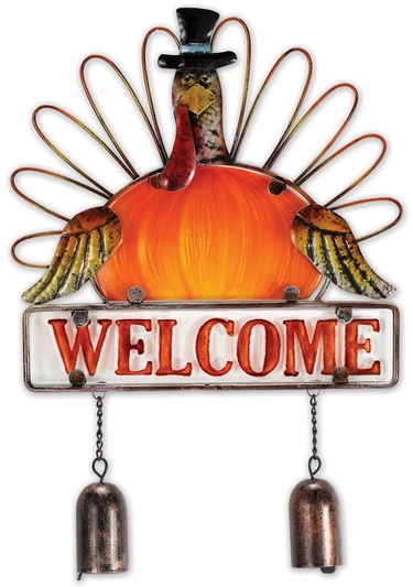 Welcome Turkey Sign - Click to enlarge