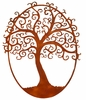 """Whimsy"" Tree of Life Wall Art"