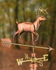 Whitetail Deer Weathervane