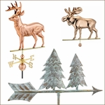 Wildlife Weathervanes