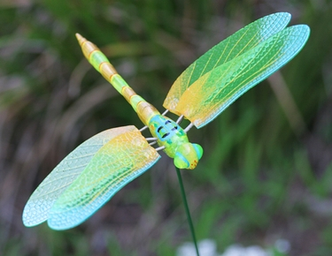 Dragonfly Garden Stakes Outdoor Decor Gardenfun