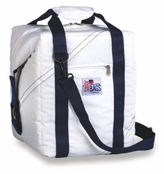 24-Pack  Soft Sailcloth Cooler Bag