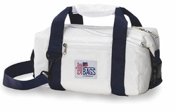 8-Pack Soft Sailcloth Cooler Bag