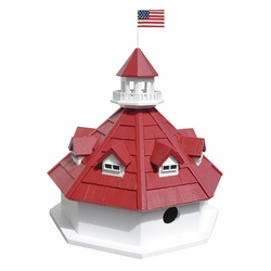 Annapolis Lighthouse Birdhouse <font color=a8bb35>Backorder</font>