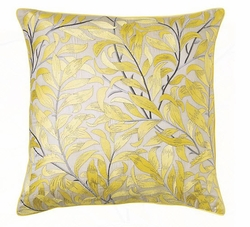 Arden Pillow in Sun Yellow <font color=CF2317> 50% OFF</font>
