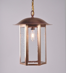 Aurora Collection Hanging Lantern