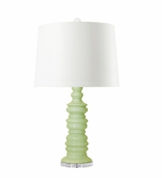 Aurora Table Lamp Green<font color=a8bb35> NEW</font>