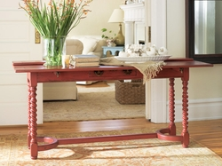 Bar Harbor Drop-Leaf Console