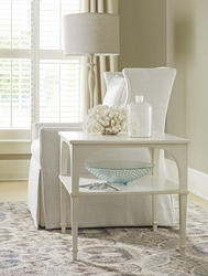 Bellport Bay End Table with Shelf