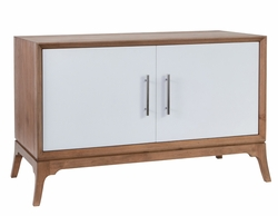 Bennett Mini 2 Door Entertainment Console