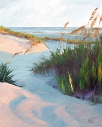 Between The Dunes Giclee