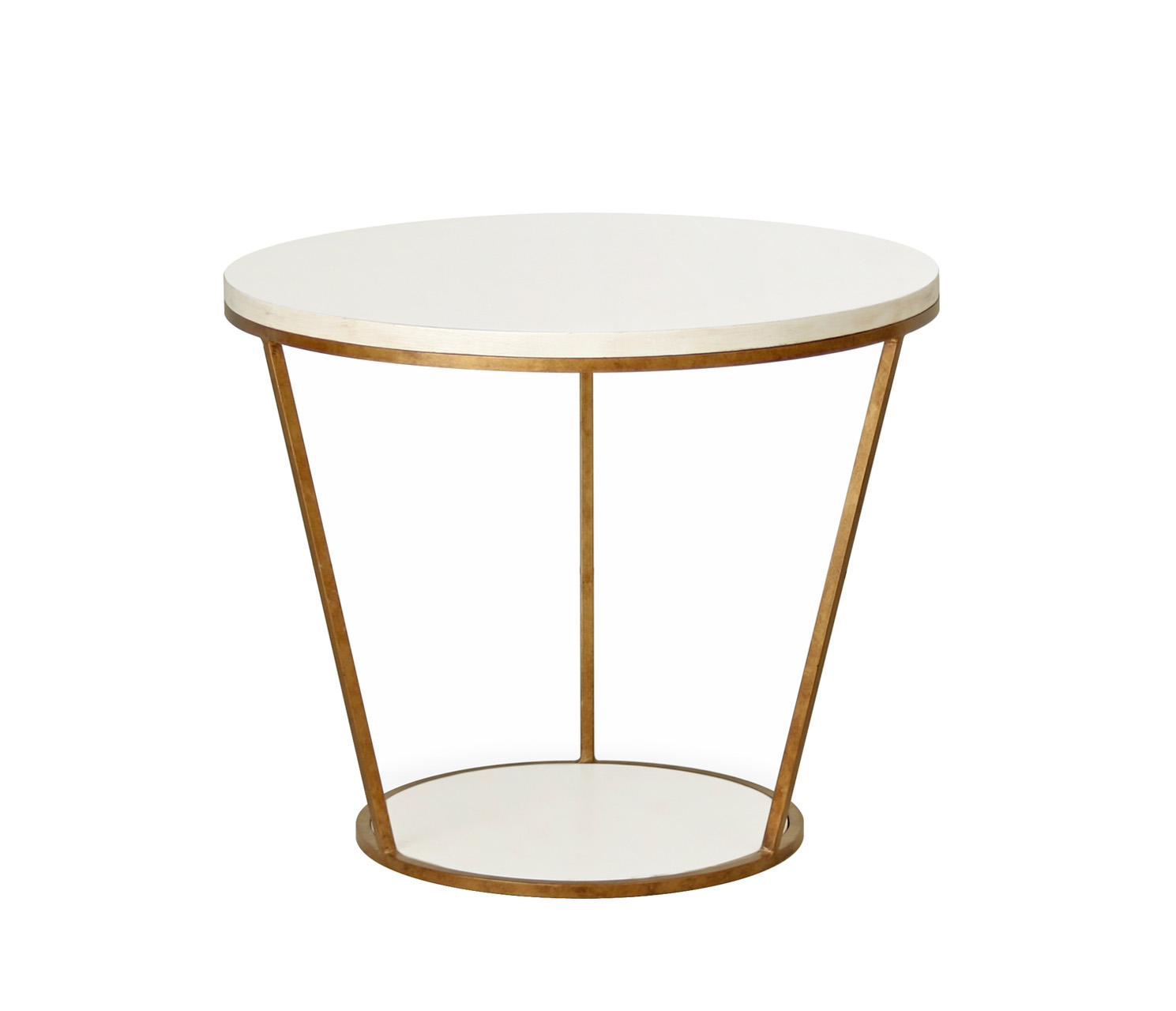 Blair round side table for sale cottage bungalow