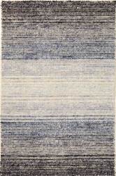 Blue Moon Cotton Blend Woven Rug