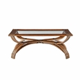 BonAdventure Coffee Table in Two Colors