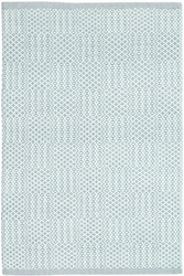 Bonnie Blue Cotton Rug