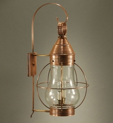 Bosc Wall Mount Caged Two-Light Fixture