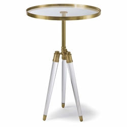 Brigitte End Table - Two Options