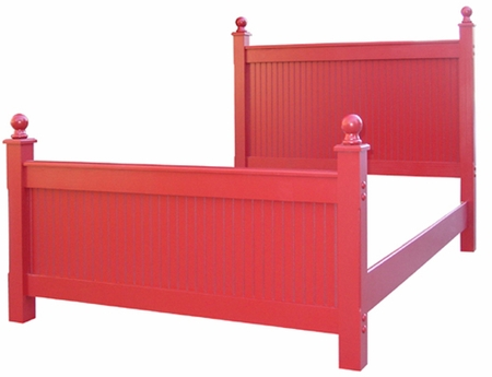 Cannonball Beadboard Bed in All Sizes